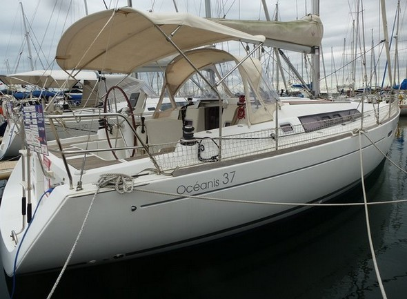 **yachting-direct** 745_oceanis37-photo 1